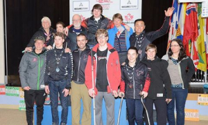 Para-Nordic Nationals Thunder Bay 2015